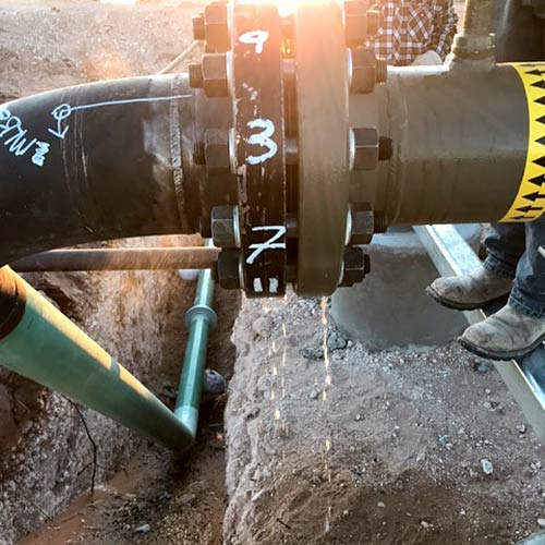 PL Testing - Oilfield Testing, Pipeline Testing and